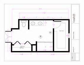 Small Bathroom Floorplan handicap bathroom floor plans with shower free home