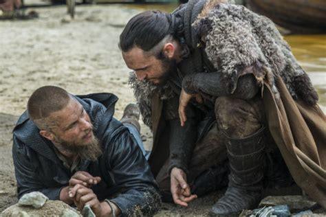 Ragnar and Athelstan Talk   Vikings Season 3 Episode 6   TV Fanatic