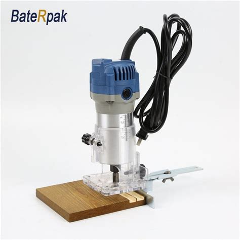 Baterpak Hand Electric Trimmer Diy Woodworking Slotting