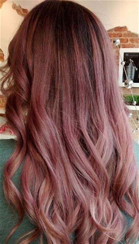 Ombre Hair Clip Dusty Pink 17 best images about hair on ombre hair color