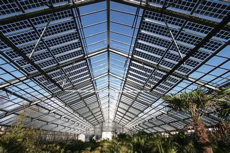 greenhouse solar photovoltaic remodeling