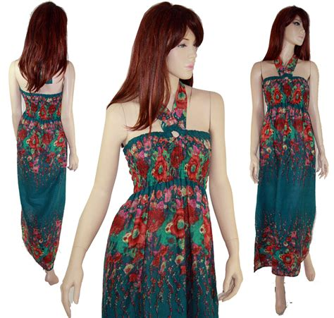Maxi Flower Comb Toska Fit L cover up shorts sarong onesie romper playsuit strapless top ebay