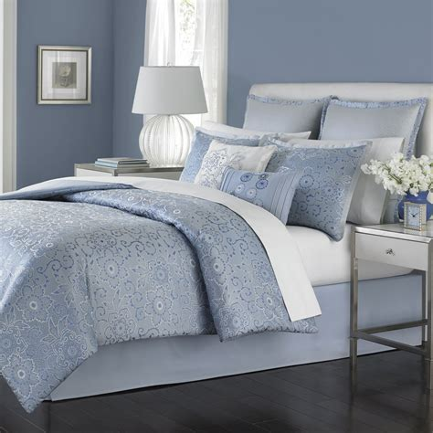 martha stewart bedding collections martha stewart collection periwinkle dream comforter set