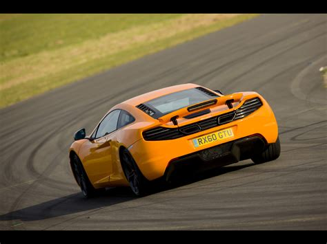 orange mclaren rear 2012 mclaren mp4 12c orange rear angle speed tilt