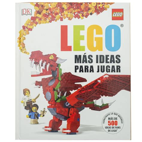 libro great designs dk dk enciclopedia lego mas ideas para jugar cosar