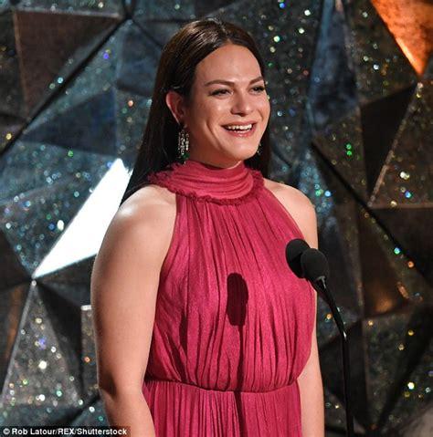 Film Transgender Oscar | academy awards make history with transgender oscars