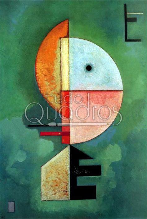 figuras geometricas kandinsky quot para cima quot upwards de kandinsky reprodu 231 227 o feita a