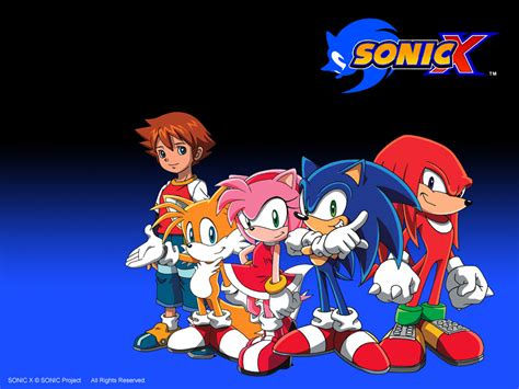 Sonic X sonic x the anime place search engine at search