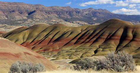 john day fossil beds national monument painted hills john day fossil beds national monument