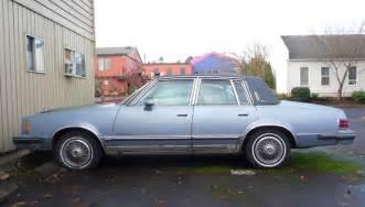 84 Pontiac Bonneville Curbside Classic Gm S Deadly 8 1984 Pontiac Bonneville Brougham The About Cars