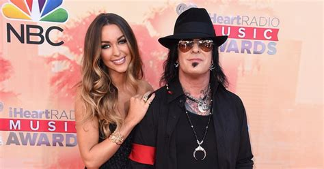 nikki sixx and courtney bingham nikki sixx and courtney bingham photos iheartradio