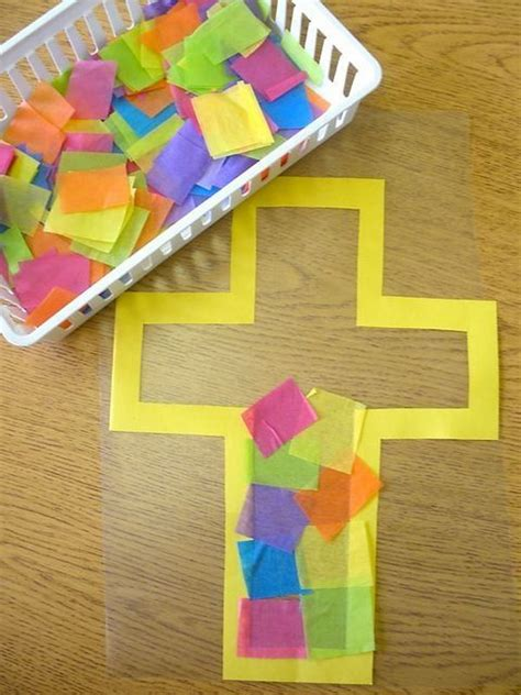 Construction Paper Crafts For Kindergarten - easter craft ideas for hative