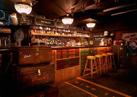 Ideas For Cocktail Parties - cahoots soho venue hire inception group