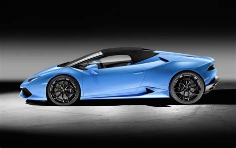 Lamborghini For Sale In Australia by Lamborghini Huracan Spyder Revealed On Sale In Australia