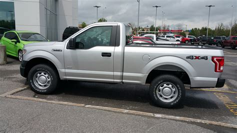 Anyone Here Ever Order Just The Basic Xl Regular Cab Short Bed Truck Ford F150