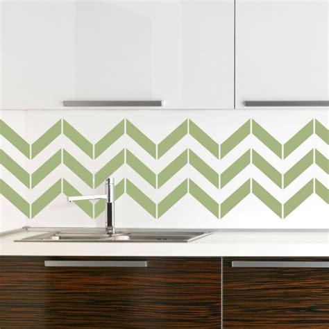 geometric pattern kitchen tiles geometric tile backsplash adds modern flair to white