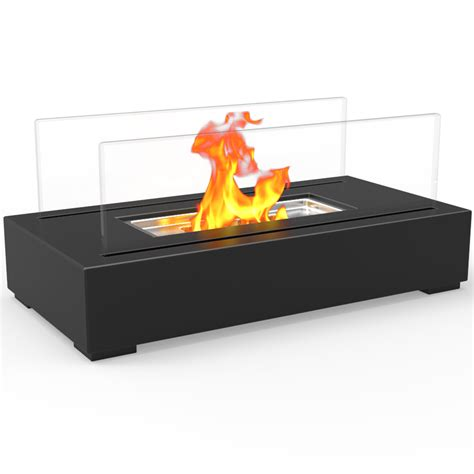 Portable Ventless Fireplace by Regal Utopia Ventless Tabletop Portable Bio Ethanol