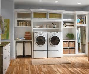 White Cabinets Laundry Room White Laundry Room Cabinets Schrock