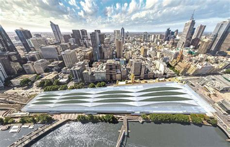 design competition melbourne flinders street design comp entries unofficially revealed