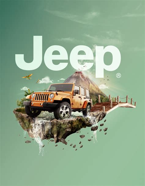 Jeep Print Advert By Gitanos Wrangler Ads Of The