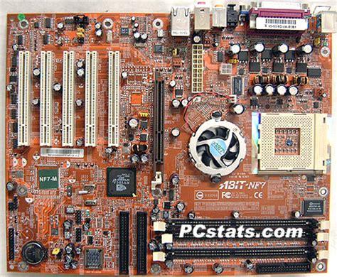 Abit Nf7 M Nforce2 Igp Motherboard Review Pcstats Com
