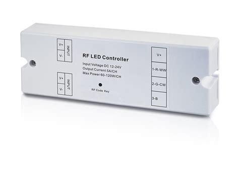 rf rgb led remote controller sr 2839 k