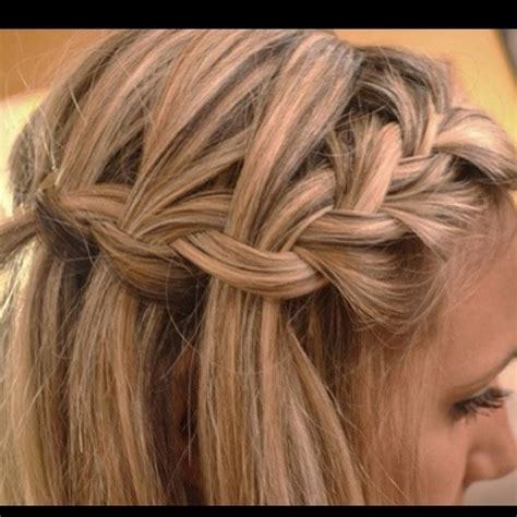 hairstyles down with plaits cute plait for down hair torrey pines