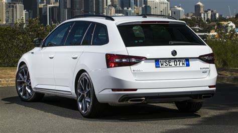 2017 skoda superb sportline pricing and specs photos 1