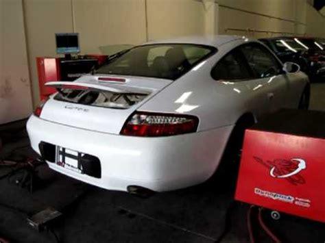 bisimoto porsche 996 bisimoto porsche 911 996 test on dyno