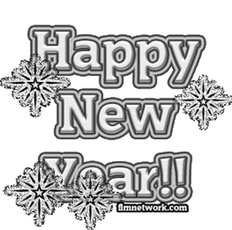 new year clipart black and white happy new year clip black and white cliparts