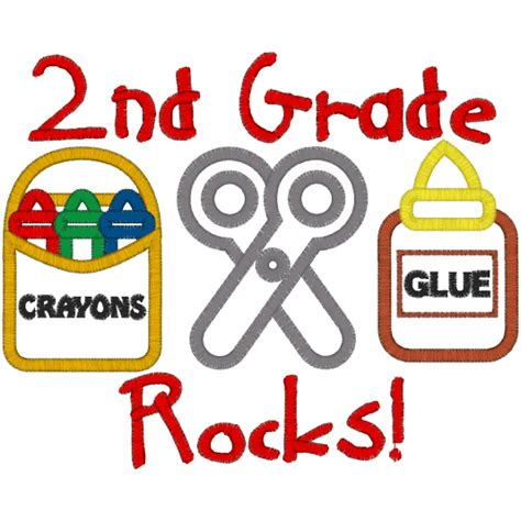 2nd grade overview