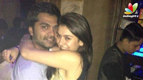 nayanthara bedroom hansika posted her photos with simbu in facebook love