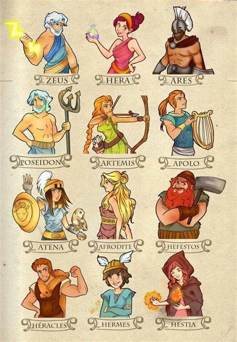 mitos griegos greek 8431690658 mitologia griega para ni 241 os para descubrir a temprana edad los dioses que viven en ti