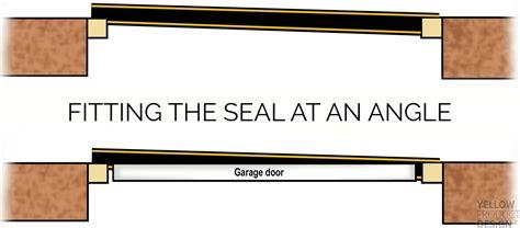 garage door sealant