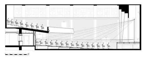 Basic Floor Plan With Dimensions gallery of filmtheater weltspiegel cottbus studio