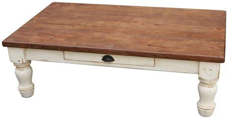 turned leg coffee table handmade country farm turned leg coffee table by mortise