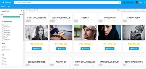 Arialshop Progressive Ecommerce Web App With Offline Support By Itswadesh React Progressive Web App Template