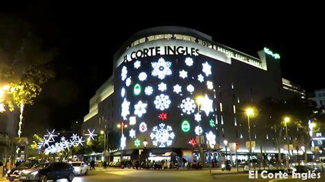 corte ingles barcelona el corte ingl 233 s barcelona nadal navidad