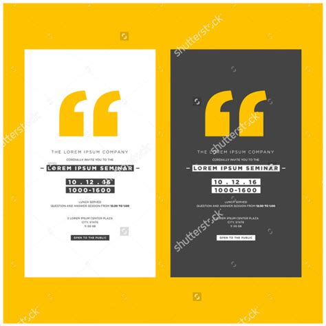 business seminar invitation template 21 business invitation templates free premium