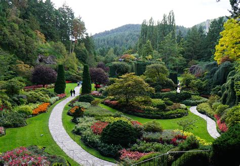 the butchart gardens sentio