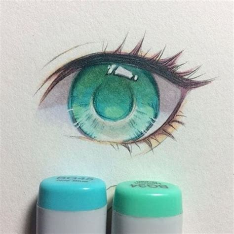 Unique Anime Eyes Best 25 Anime Eyes Ideas On Pinterest Anime Drawings