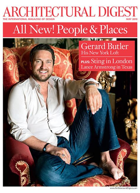 Enya Luxury Culture 169937 2 inside gerard butler s luxury bachelor pad in new york city irishcentral