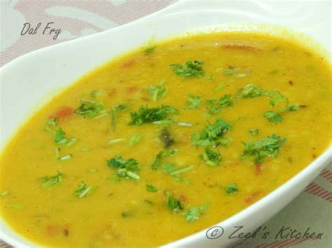 Green Kitchen by Dal Fry How To Make Dal Fry Zeel S Kitchen