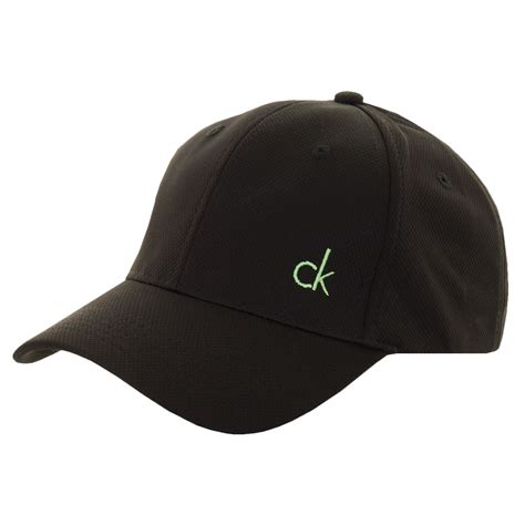 Calvin Klein Cap 5 Panel calvin klein golf 2017 mens ck airtex adjustable mesh cap