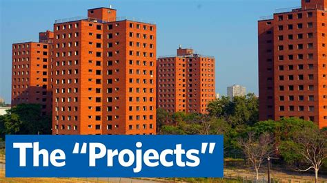 Pha Housing by Why Did We Build High Rise Housing Projects