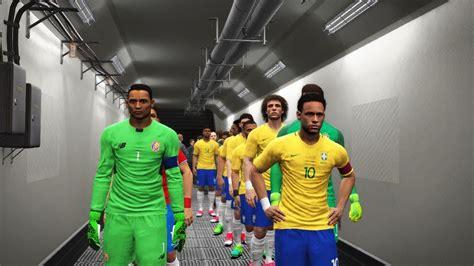 Brazil Vs Costa Rica 2018 E Brazil Vs Costa Rica Match Fifa World