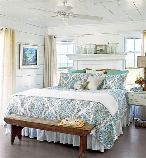 bed decor awesome above the bed beach themed decor ideas