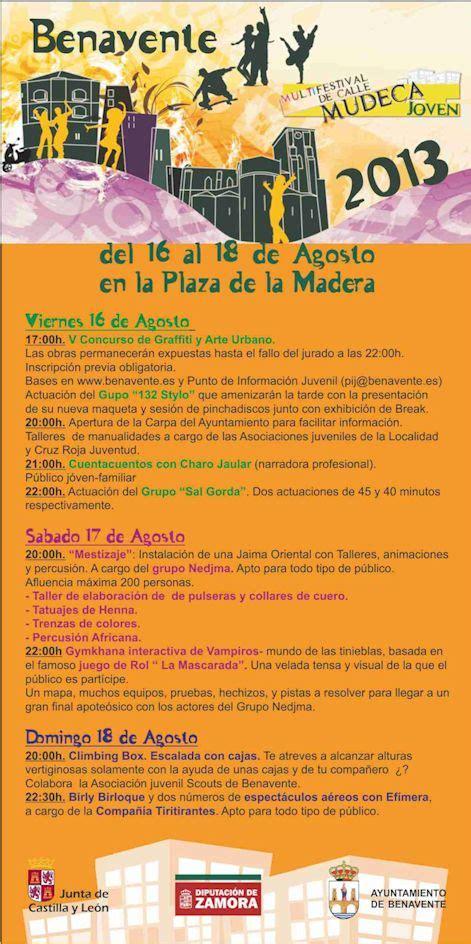 sal gorda flamenco agenda benavente multifestival de calle quot mudeca joven quot