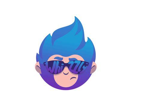 make my logo animated whizzly logo animation by tubik dribbble