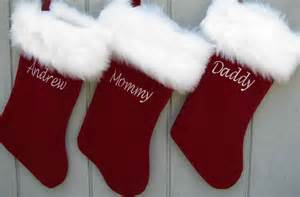 all about personalized stocking